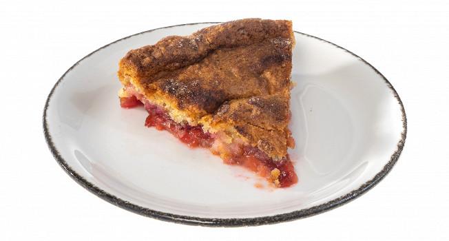 Тот самый сливовый пирог из The New York Times