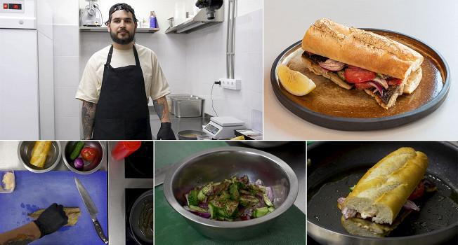 Балык-экмек — главный сэндвич Стамбула