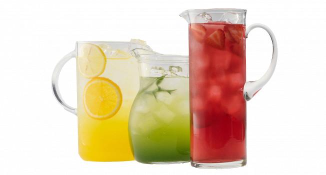 5 cвежих домашних лимонадов для жары