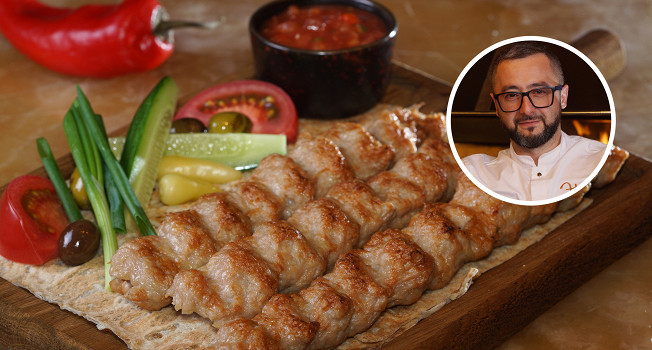 Идеальный кебаб из курицы