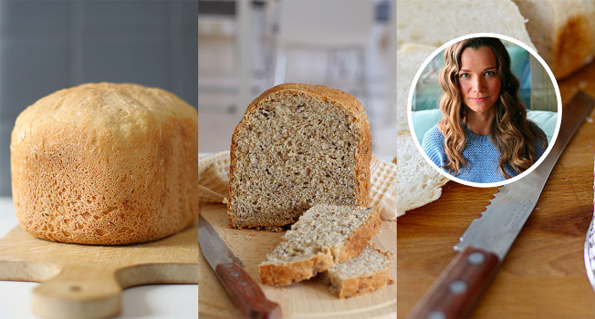 Хлеб в хлебопечке: три проверенных рецепта
