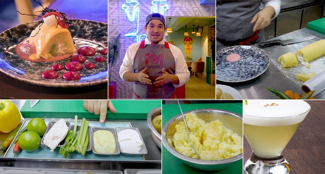 Как едят и чем запивают картофель в Перу