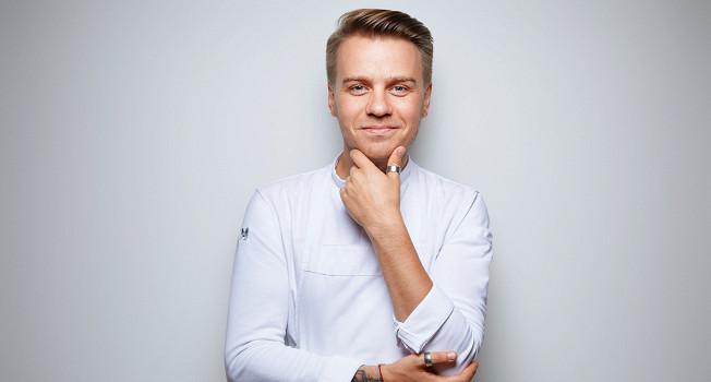 Владимир Чистяков: повару важно не хитрить